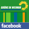 """Icon: Grüne Weimar facebook"""